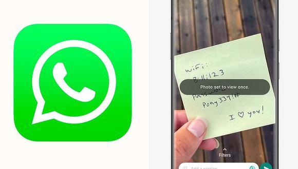 Los usuarios de WhatsApp que hayan actualizado a la última versión de la aplicación podrán disfrutar de ella. Aprende cómo usarla. (Foto: @whatsapp / Instagram)