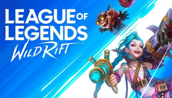 League of Legends Wild Rift es el juego más esperado de móviles en marzo. (Difusión)