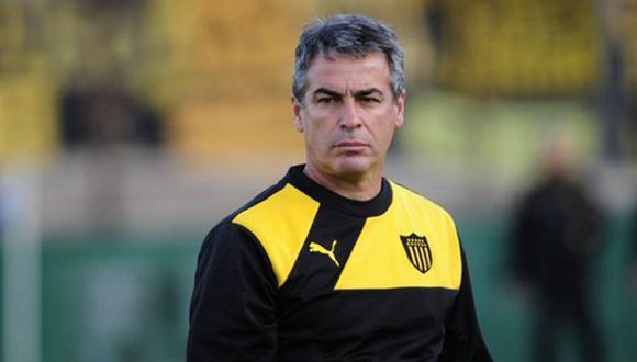 Bengoechea cerca de volver a Peñarol. (Foto: Agencias)