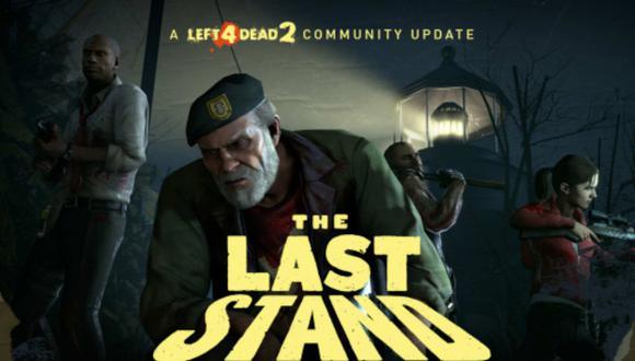 """Left 4 Dead 2 recibe la actualización """"The Last Stand"""" gracias a un fan. (Foto: Steam)"""