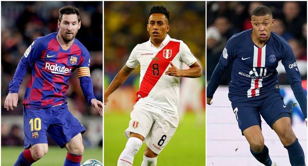 Solo 12 jugadores valen más de lo que Santos pide para dejar salir a Christian Cueva. (Getty)