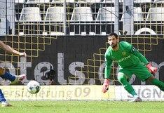 El show de Kramaric: el penal sin ver ante el Borussia Dortmund que ya es viral | VIDEO
