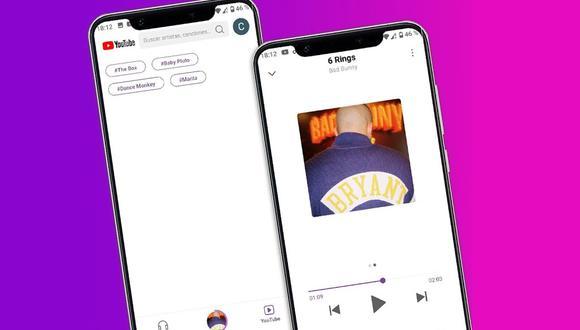 Conoce el sensacional método para escuchar música de YouTube con la pantalla de tu Xiaomi apagada. (Foto: Google Play)