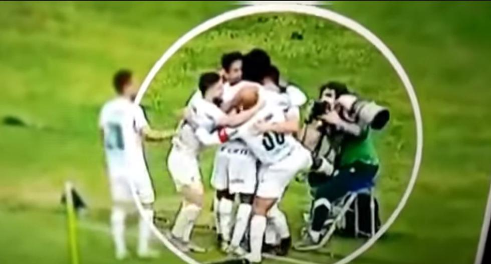 Felipe Melo golpeó los testículos de un fotógrafo: así explicó su polémica forma de festejar [VIDEO]