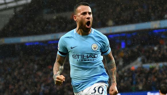 Otamendi llegó a Manchester City en la temporada 2015-16. (Foto: AP)