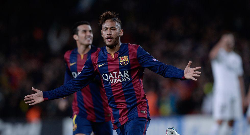 Neymar. (Getty)