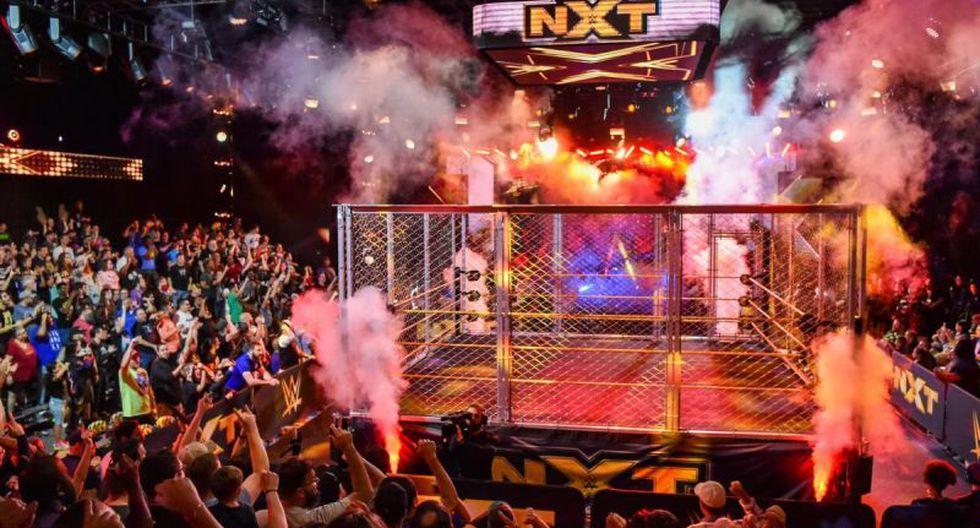 Promesa de NXT debutaría en WrestleMania 36 en reemplazo de Andrade. (WWE)