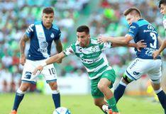 ¡Con alma de 'Guerrero'! Santos Laguna goleó 4-1 a Puebla por la jornada 4 de la Liga MX 2019