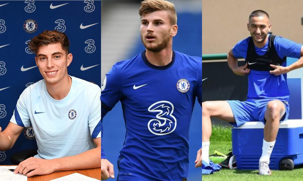 Chelsea FC volvió por todo lo alto al mercado de fichajes.