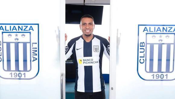 Alexi Gómez confesó la posición en la que juega mejor en el campo. (Foto: Alianza Lima)