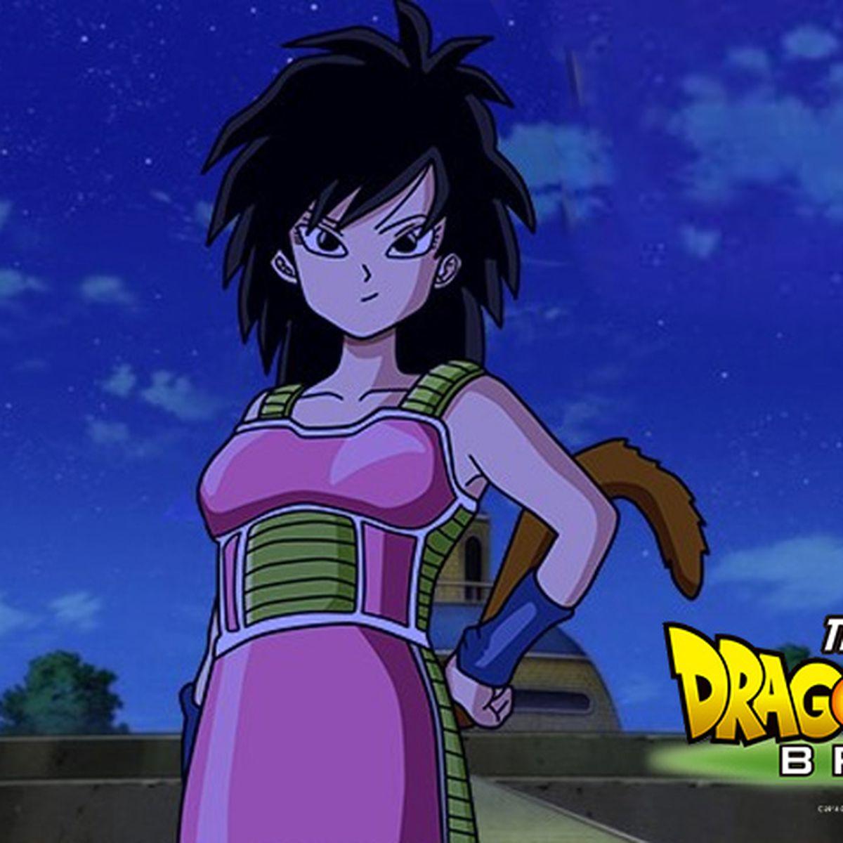 Dragon Ball Super Broly Quien Es Gine La Madre De Goku
