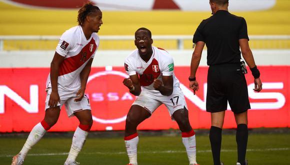 Advíncula puso el segundo para la blanquirroja (Foto:Selección Peruana)