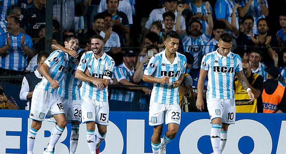 9. Club: Racing Club | Valor: 72.10 millones de euros. (Getty)