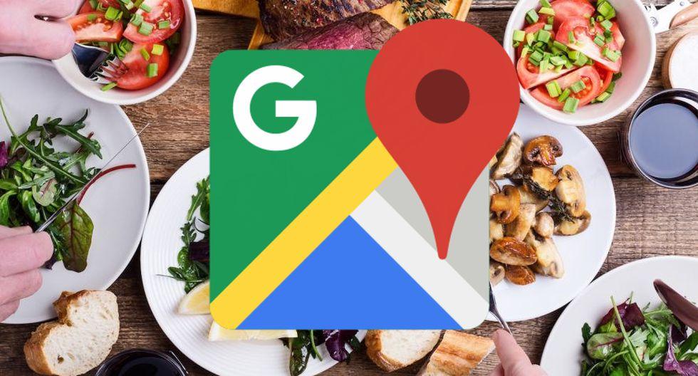 Google Maps te ahorra las molestias a la hora de salir a comer