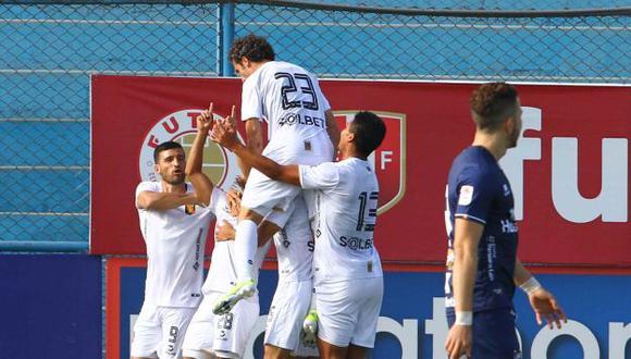 Melgar y Cienciano en el Alberto Gallardo por la novena jornada de Liga 1. (Foto: Liga 1)