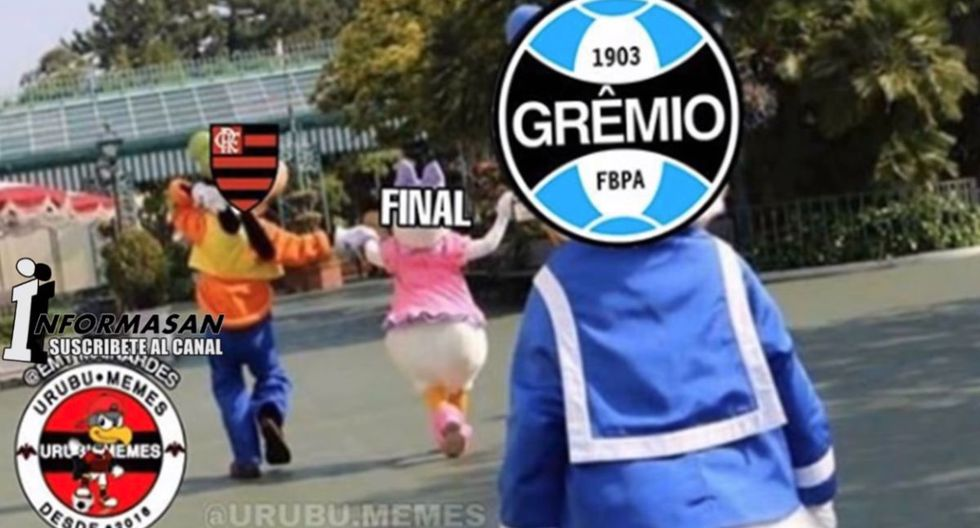 Flamengo vs. River Plate: las mejores reacciones en redes sociales de la final de la Libertadores en Lima