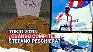Tokio 2020: ¿Cuándo competirá Stefano Peschiera en los Juegos Olímpicos?