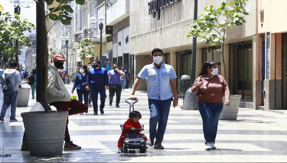 Existen cuatro niveles de riesgo definidos por las autoridades, que se distinguen por sus restricciones, pero para el 9 de mayo, en todo el Perú, regirá la inmovilización social (Foto: Jessica Vicente / GEC)