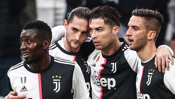 Matuidi se va de Juventus. (AFP)