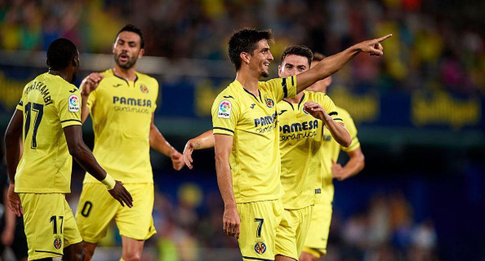 Real Madrid vs Villarreal por la tercera fecha en La Cerámica por LaLiga Santander. (Getty Images)