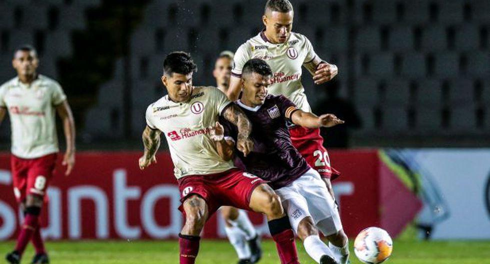 Universitario juega contra Carabobo por la Copa Libertadores. Conoce las horas y canales TV para ver todos los partidos de hoy, martes 28 de enero. (AFP)