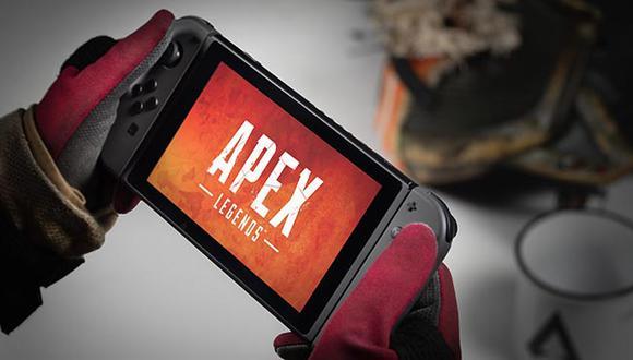 Nintendo Switch: Apex Legends llegó a la consola híbrida con todas estas características