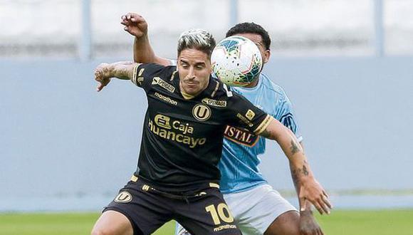 Alejandro Hohberg firmó por dos temporadas con Sporting Cristal (Foto:Liga1)