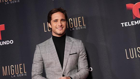 Diego Boneta cumplió un grandísimo papel interpretando a Luis Miguel en una de las series más aclamadas de Netflix (Foto: Getty Images)