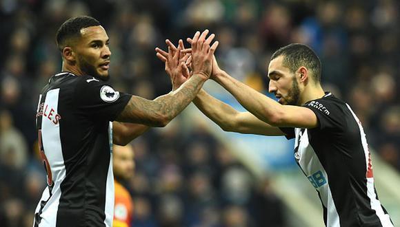 Newcastle toma medidas para evitar el coronavirus entre sus jugadores. (Newcastle)