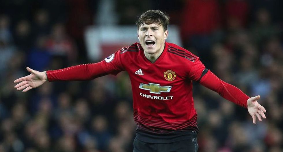 Victor Lindelöf. (Getty Images)