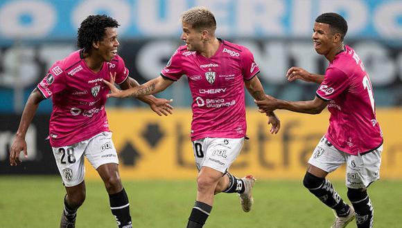 Independiente del Valle se metió a la fase de grupos de la Copa Libertadores 2021. (Getty)
