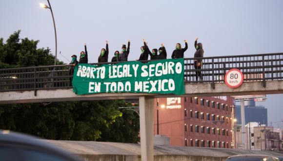 La Suprema Corte de Justicia de la Nación (SCJN) votó a favor para declarar inconstitucional la penalización a la interrupción del embarazo en el estado de Coahuila. (Foto: Twitter)