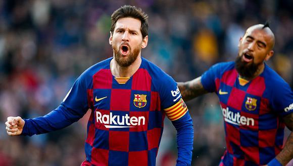 Lionel Messi ha ganado cuatro Champions League con el Barcelona. (AFP)