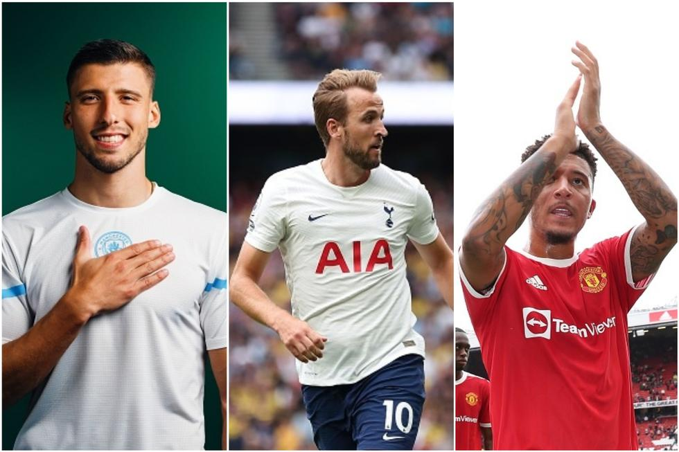 Sin Cristiano Ronaldo, así forma el XI más valioso de la Premier League 2021-22.