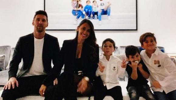 Lionel Messi acumula seis Balones de Oro en su carrera. (Instagram)