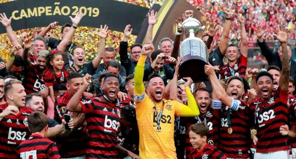 Flamengo | Brasil. (Foto: Agencias)