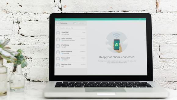 ¿Lo intentas? Así puedes descargar todos los Estados de tus amigos usando WhatsApp Web. (Foto: WhatsApp)