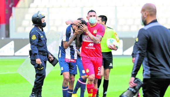 Congresista Ricardo Burga presentará proyecto de ley sobre fútbol peruano (Foto: Liga 1)