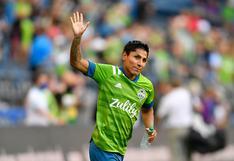 Tras la lesión de Raúl Ruidíaz: la mala racha de Seattle Sounders en la MLS