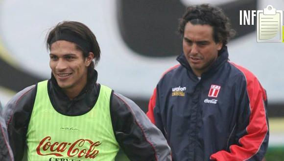 'Chemo' del Solar fue entrenador de la Selección Peruana entre 2007 hasta 2009. (Diseño: Christian Marlow)