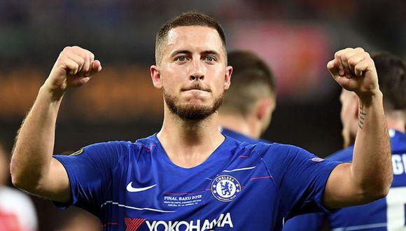Eden Hazard | Chelsea (2012-2019) - Real Madrid (2019-actualidad).