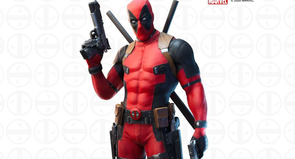 Fortnite: así podrás conseguir el skin de Deadpool en el Battle Royale | UCM | Fase 4 | Epic Games | Videojuegos | Battle Royale Videojuegos | Depor