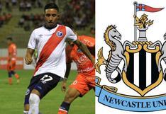 ¿Qué falta para que Rodrigo Vilca sea nuevo jugador del Newcastle United?