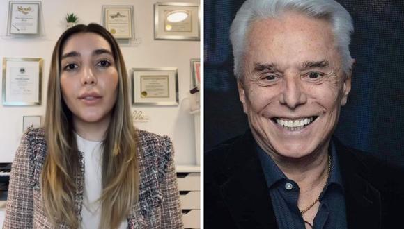 Los abogados de Frida Sofía señalaron que la denuncia también va contra Alejandra Guzmán. (Foto: Instagram @ifridag /@enriqueguzmanoficial).