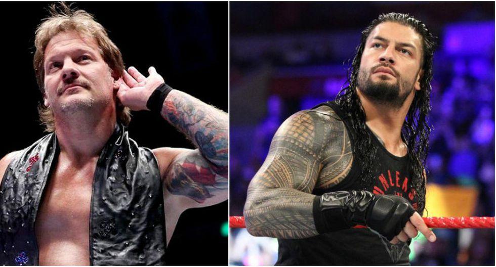 Chris Jericho explicó que los luchadores no toman decisiones con respecto al guión. (WWE)