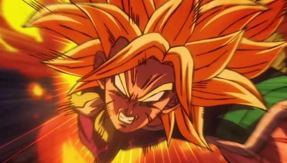 Dragon Ball Super: Broly llegará a las pantallas grandes de todo el mundo (Foto: Toei Animation)