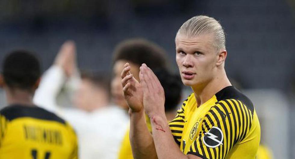 En Dortmund están en 'shock': Haaland no volverá a jugar hasta el otro año