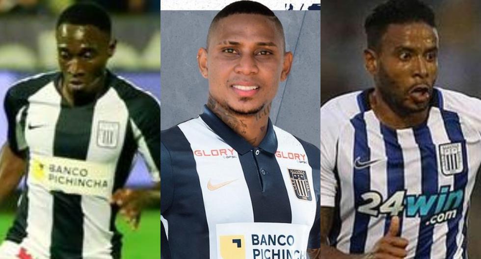 Los delanteros colombianos de Alianza Lima en el siglo XXI (Foto: GEC / Facebook)