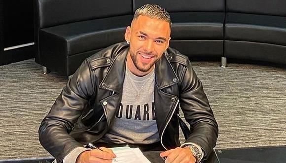 Florent Indalecio firmó por un año con el club de las 'Urracas'. (Foto: NUFC).