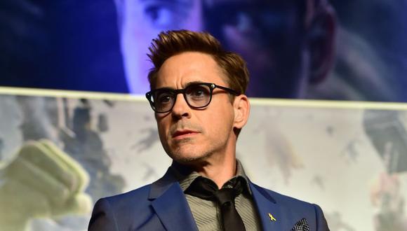 Marvel: Robert Downey Jr. podría volver como una I.A. en la serie 'Ironheart' AFP PHOTO / JUNG YEON-JE